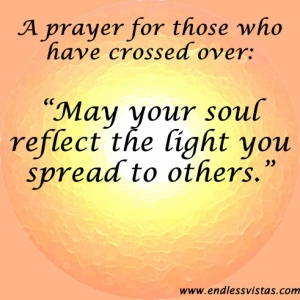 May Your Soul Reflect the Light You Spread to Others