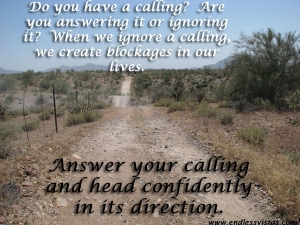 Answer Your Calling